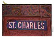 St Charles Line Carry-all Pouch