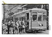 St. Charles Streetcar Carry-all Pouch