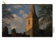 St Davids Church At Sundown Carry-all Pouch