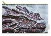 St Davids Day Dragon Carry-all Pouch