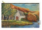St. Finbarr's Oratory, Gougane Barra, Cork Carry-all Pouch