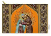 St. Francis And The Sultan - Rlsul Carry-all Pouch