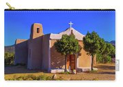 St. Francis De Assisi Adobe Church Carry-all Pouch