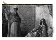 St Francis Of Assisi 1877 Carry-all Pouch
