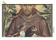 St. Francis Of Assisi - Rlfoa Carry-all Pouch
