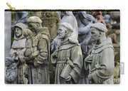 St Francis Statues Carry-all Pouch