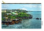 St. George Bermuda Shoreline Carry-all Pouch