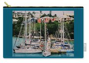 St. George's Yacht Club Bermuda Carry-all Pouch