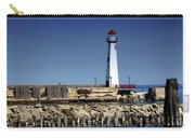 St. Ignace Lighthouse Carry-all Pouch