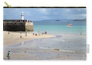 St. Ives, Harbour Beach Carry-all Pouch