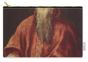St Jerome As Cardinal Carry-all Pouch