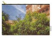 St Jerome Cloister Granada Carry-all Pouch