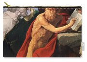 St Jerome Carry-all Pouch