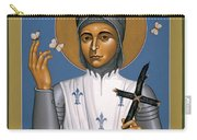 St. Joan Of Arc - Rljoa Carry-all Pouch