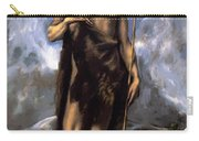 St John The Baptist Carry-all Pouch