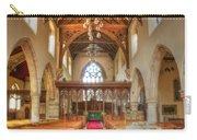 St John The Baptist Penshurst Interior Carry-all Pouch