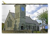 St John The Evangelist Church At Wroxall Carry-all Pouch by Rod Johnson