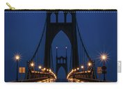 St Johns Bridge Shine Carry-all Pouch