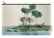 St John's River Florida Carry-all Pouch