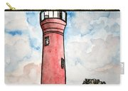 St Johns River Lighthouse Florida Carry-all Pouch