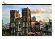 St. Joseph Cathedral Hanoi Vietnam   Carry-all Pouch