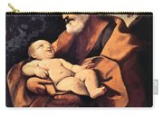 St Joseph Carry-all Pouch