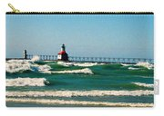 St. Joseph River Lighthouse Carry-all Pouch