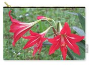 St. Joseph's Lily Carry-all Pouch