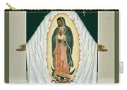 St. Juan Diego And The Miracle Of Guadalupe - Rljdm Carry-all Pouch