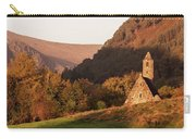 Morning At Glendalough, County Wicklow - Ireland Carry-all Pouch by Barry O Carroll