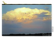 St Lawrence Sunset 4 Carry-all Pouch