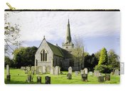 St Leonard's Church At Monyash Carry-all Pouch