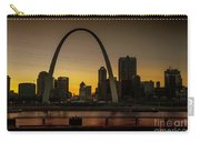 St Louis Arch At Sunset Carry-all Pouch