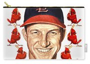 St. Louis Cardinals 1953 Yearbook Carry-all Pouch