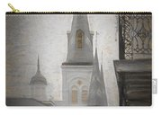 St. Louis Cathedral From Chartres St. - Nola Carry-all Pouch