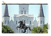 St. Louis Cathedral From Jackson Square Carry-all Pouch