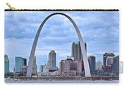 St Louis Panoramic View Carry-all Pouch
