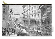 St. Louis: Parade, 1872 Carry-all Pouch