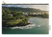 St. Lucia Coastline Carry-all Pouch
