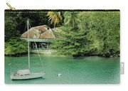 St. Lucia Mooring Carry-all Pouch