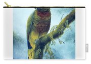 St. Lucia Parrot - Majestic Carry-all Pouch