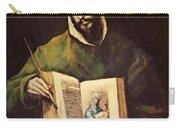 St Luke Carry-all Pouch