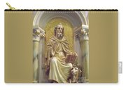 St. Luke Carry-all Pouch