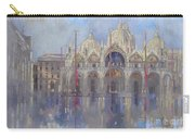 St Mark's -venice Carry-all Pouch