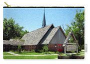 St Martin Of Tours Carry-all Pouch