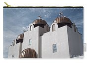 St Mary And St Abraam Coptic Orthodox Church Carry-all Pouch