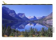 St Mary Lake Glacier National Park Mt Carry-all Pouch