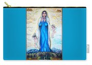 St Mary Of The Valley Carry-all Pouch