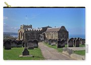 St Mary's Church - Whitby Carry-all Pouch