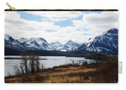 St. Mary's Lake Carry-all Pouch
